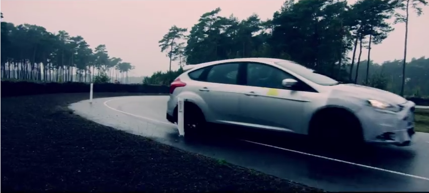 Ford Focus RS Teaser