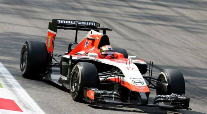New Investor Emerges to Save Marussia and Stops Auction
