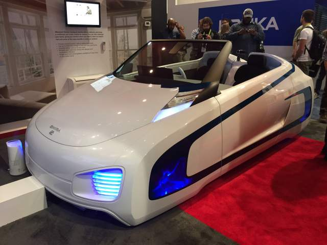 Mitsubishi Emirai2 Concept Car