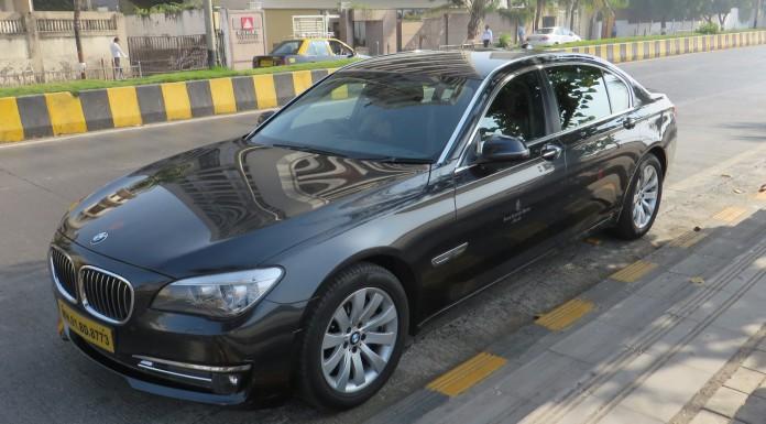 Four Seasons Mumbai BMW 730Ld