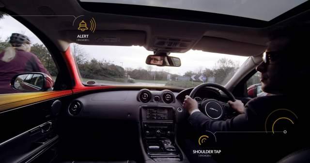 Jaguar Reveals Bike Sense Research That Prevents Cycling Accidents