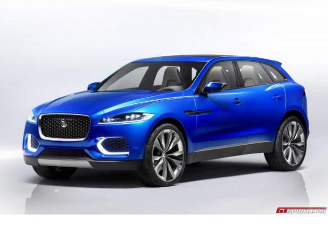 Jaguar CX17 Feature