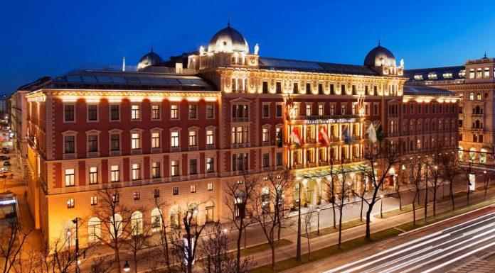 Kempinski Palais Hansen Hotel Vienna
