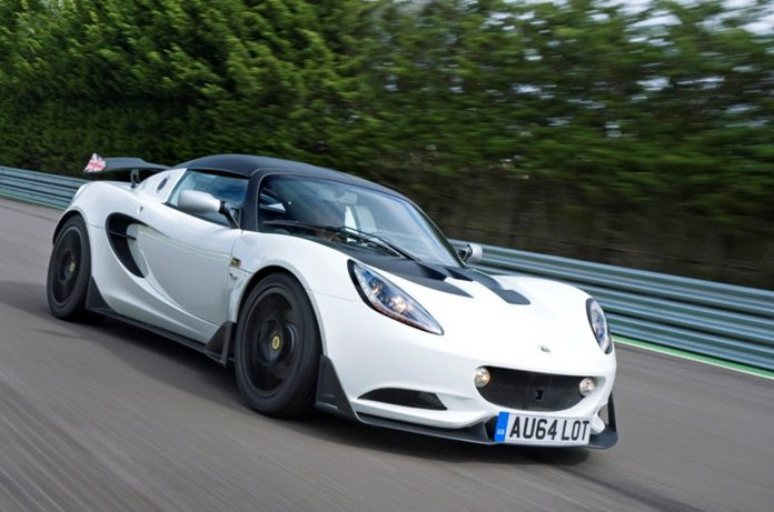 Next-gen Lotus Elise to arrive in the U.S.
