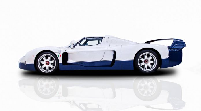 First and Only Maserati MC12 in Malaysia