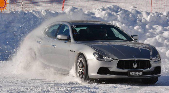 2015 Maserati Winter Racing Experience in Livigno