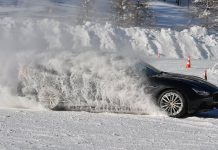 2015 Maserati Winter Racing Experience in Livigno