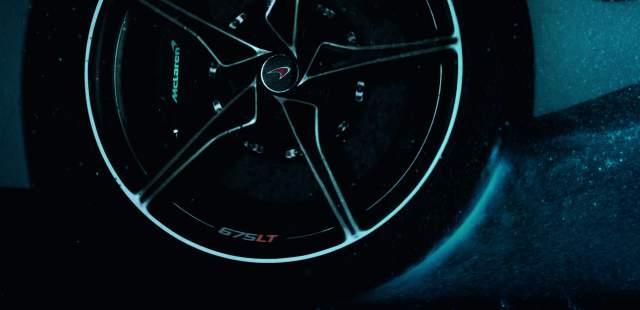 McLaren 675LT Details Revealed Ahead of Geneva Debut