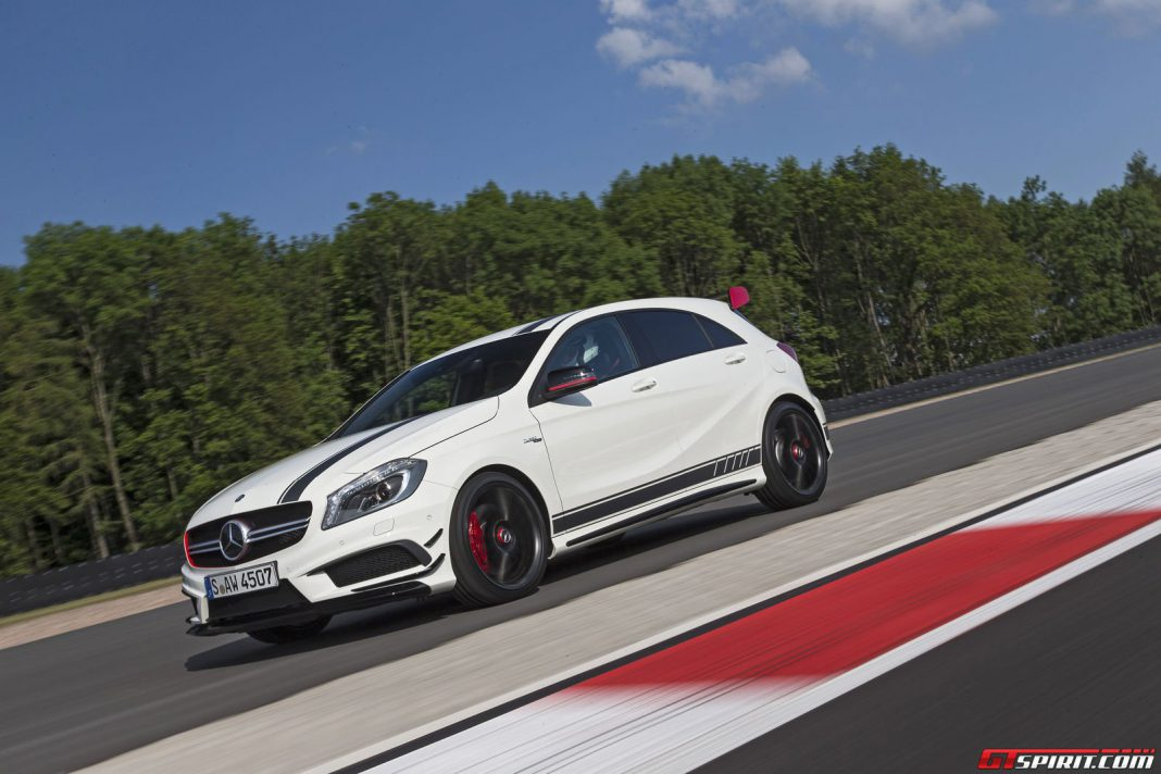 Future Mercedes-AMG models could use e-turbos