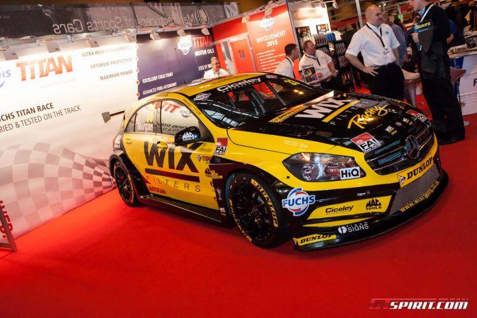 BTCC at Autosport International 2015