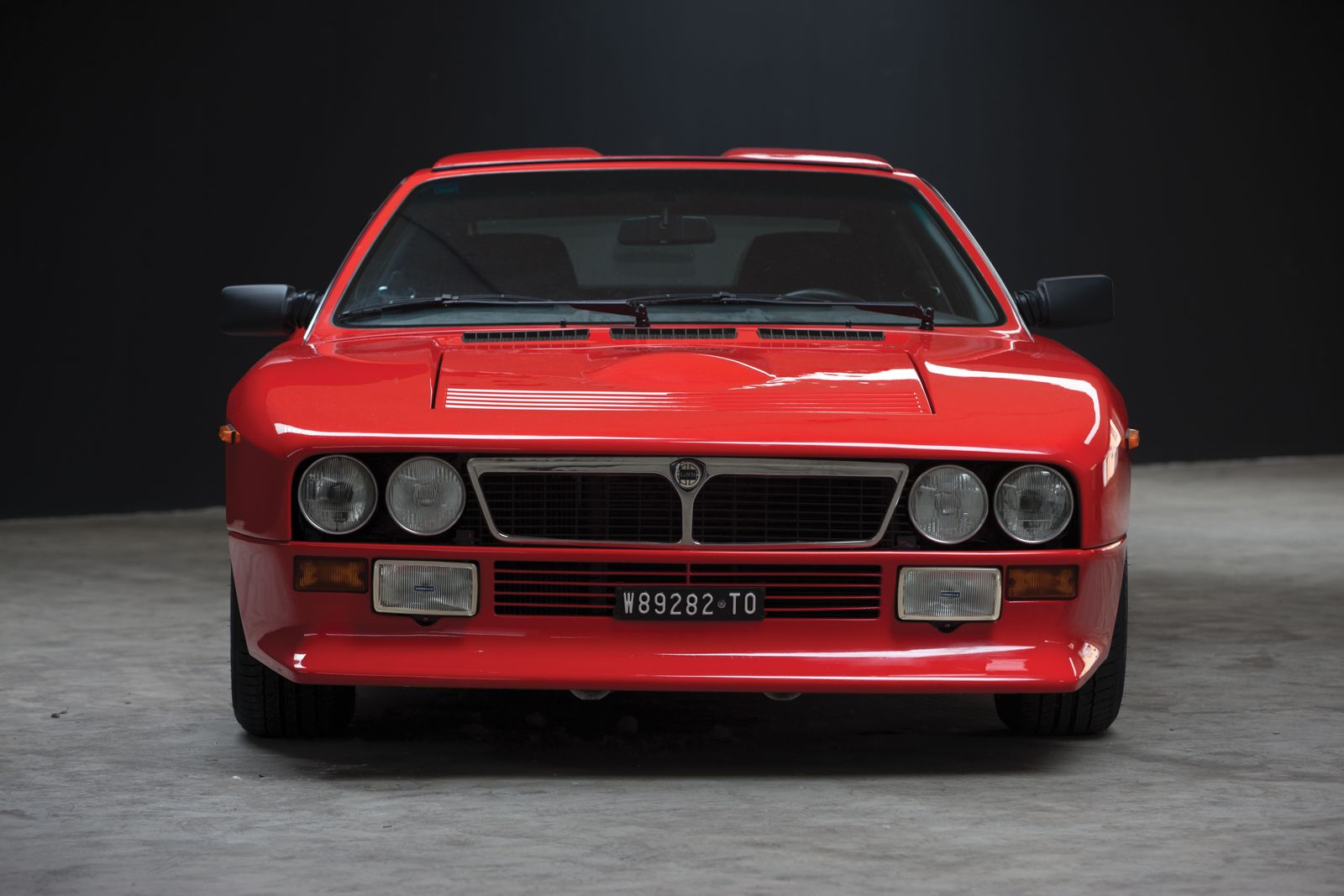 rare 1982 lancia 037 stradale heading to auction - gtspirit