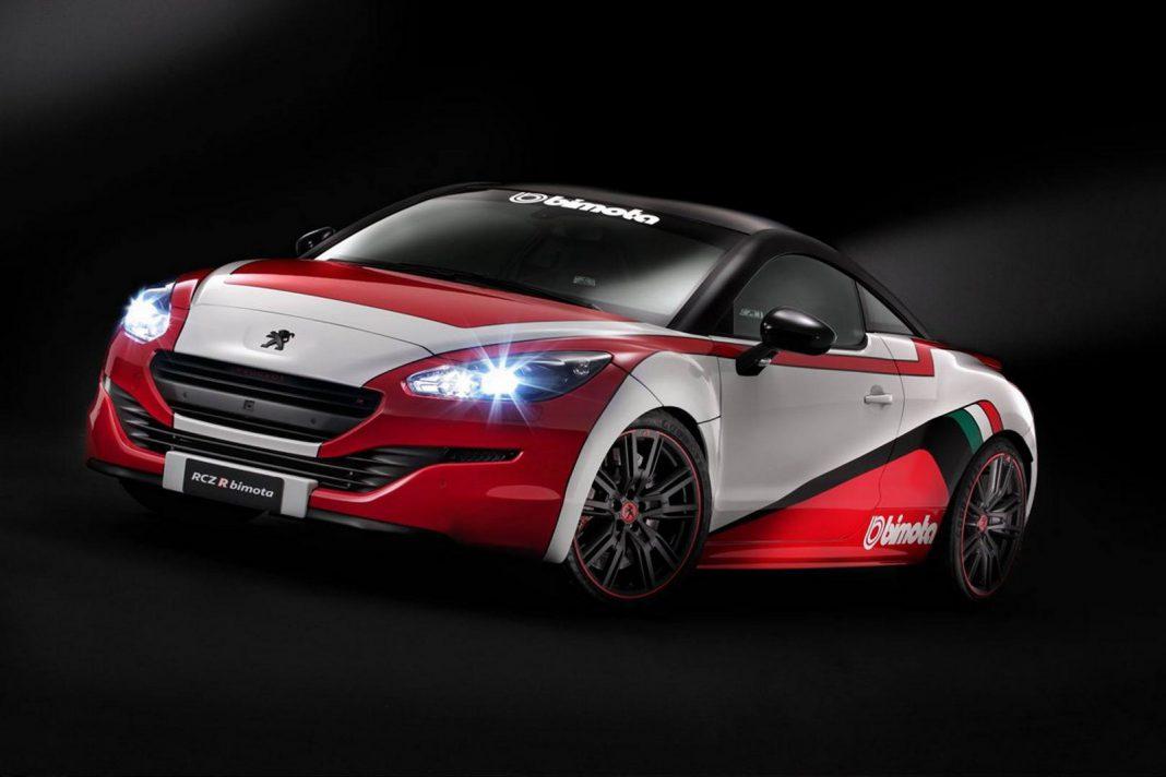 Peugeot RCZ R Bimoto Special Edition