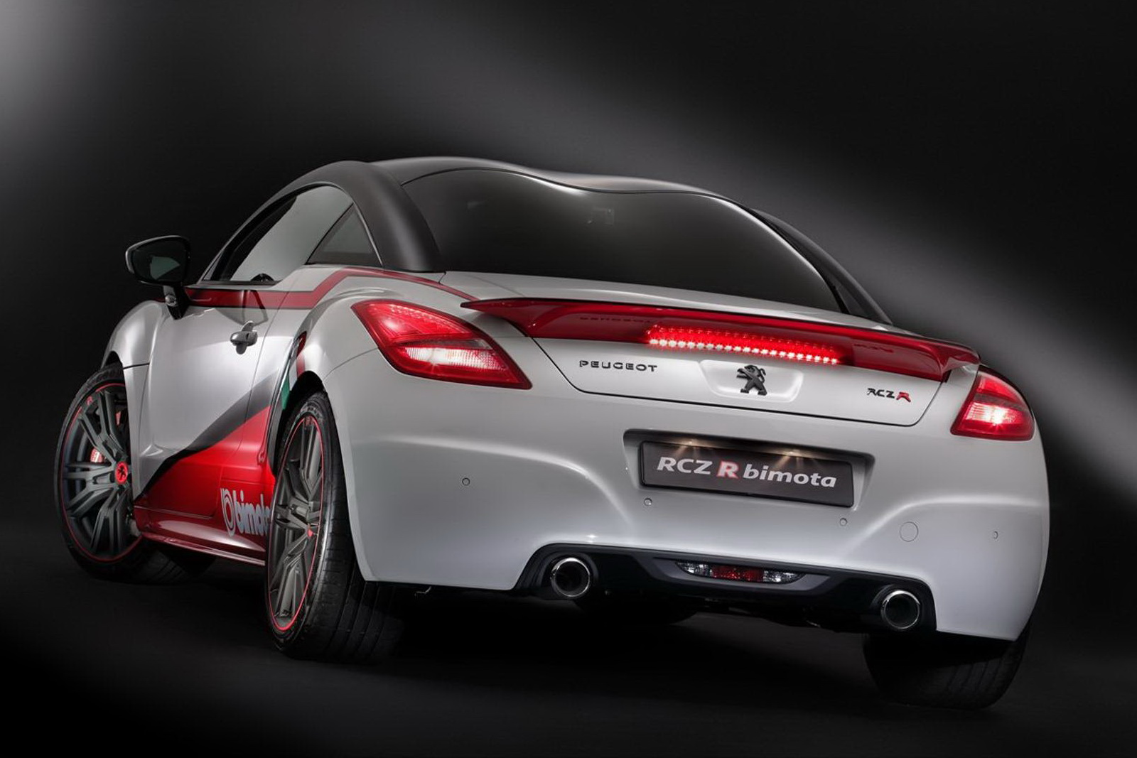 official 2015 peugeot rcz r bimoto special edition gtspirit. Black Bedroom Furniture Sets. Home Design Ideas