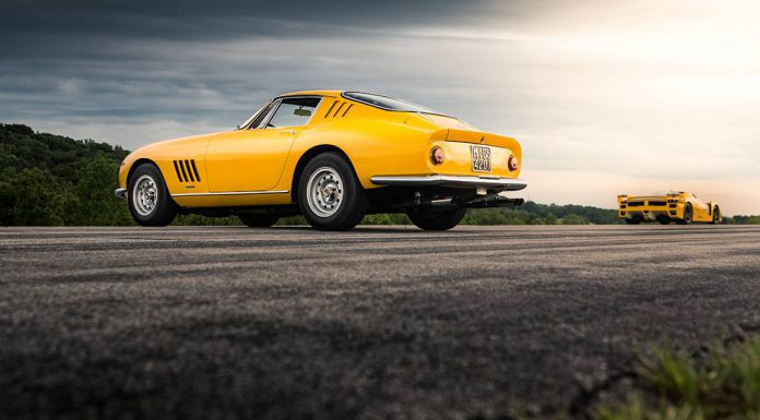 Inside Phil Bachman's Wondrous Ferrari Collection!