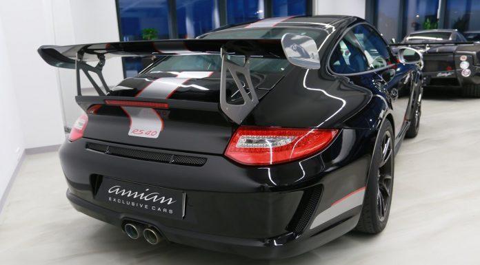 Porsche 911 GT3 RS 4.0 for sale 4