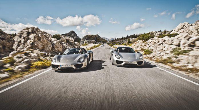 Photo of the Day: Porsche 918 Spyder in the Wild