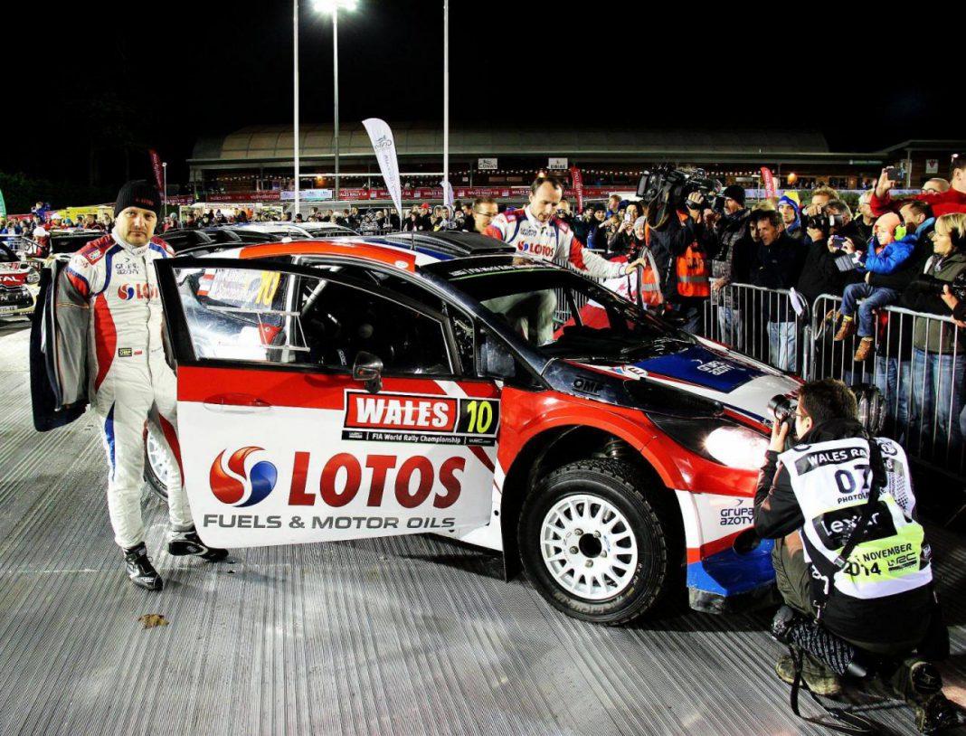 Robert Kubica Rally Team
