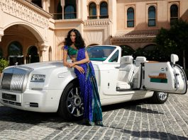 Rolls-Royce Phantom Maharaja Edition