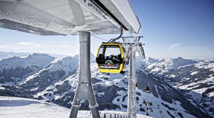 Saalbach-Hinterglemm Schattenberg-West Gondola