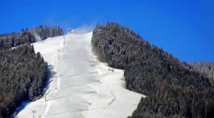 Saalbach-Hinterglemm Snow Machines