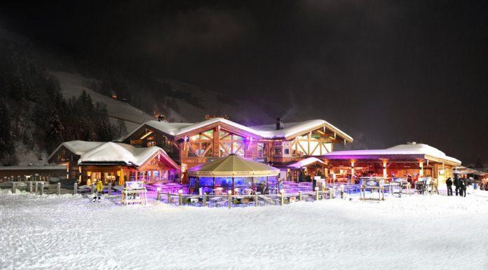 Schwarzacher Restaurant Hinterglemm