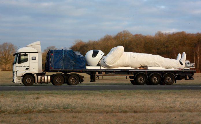 Top Gear Unveils Big Stig