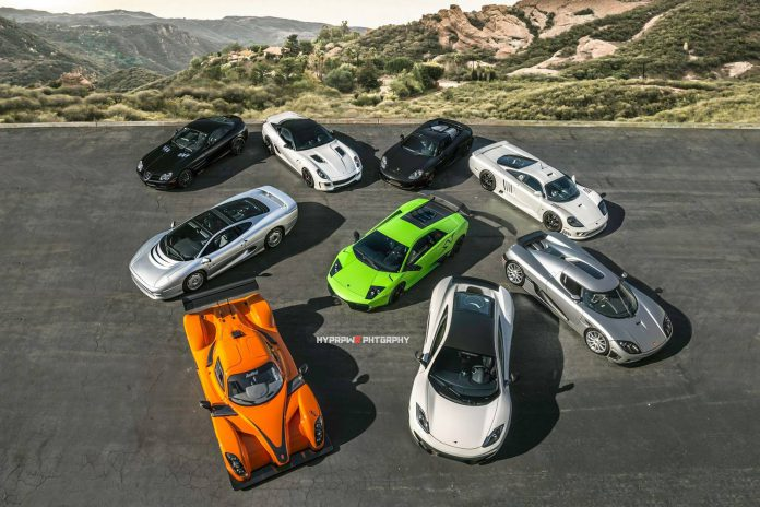 Best of Supercars Photography by Hyprpwr