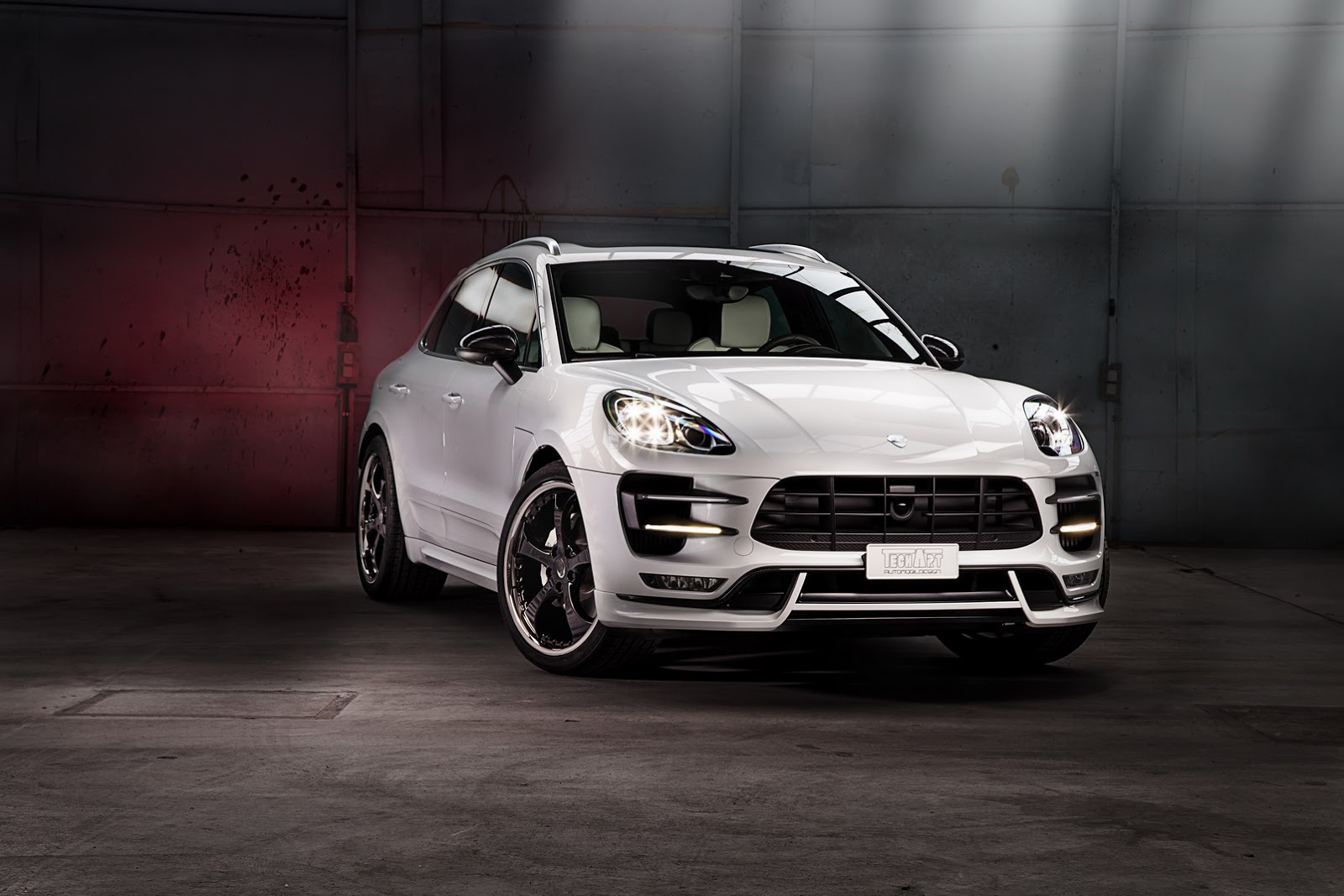 techart previews expanded porsche macan upgrades gtspirit. Black Bedroom Furniture Sets. Home Design Ideas