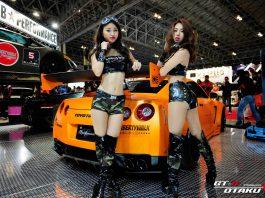 Gallery: Girls of Tokyo Auto Salon 2015