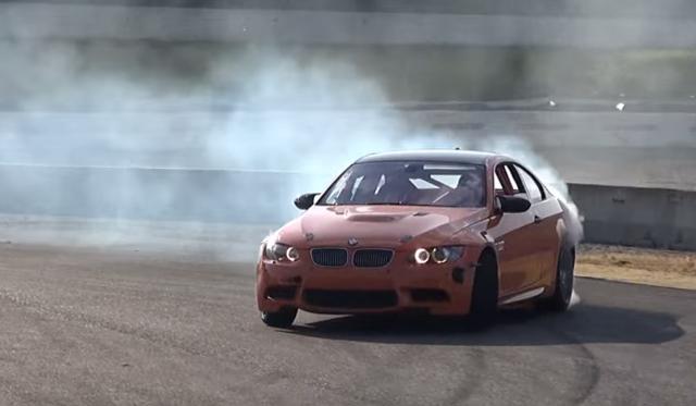 Video Bmw E92 M3 Shows Its Drifting Prowess Gtspirit