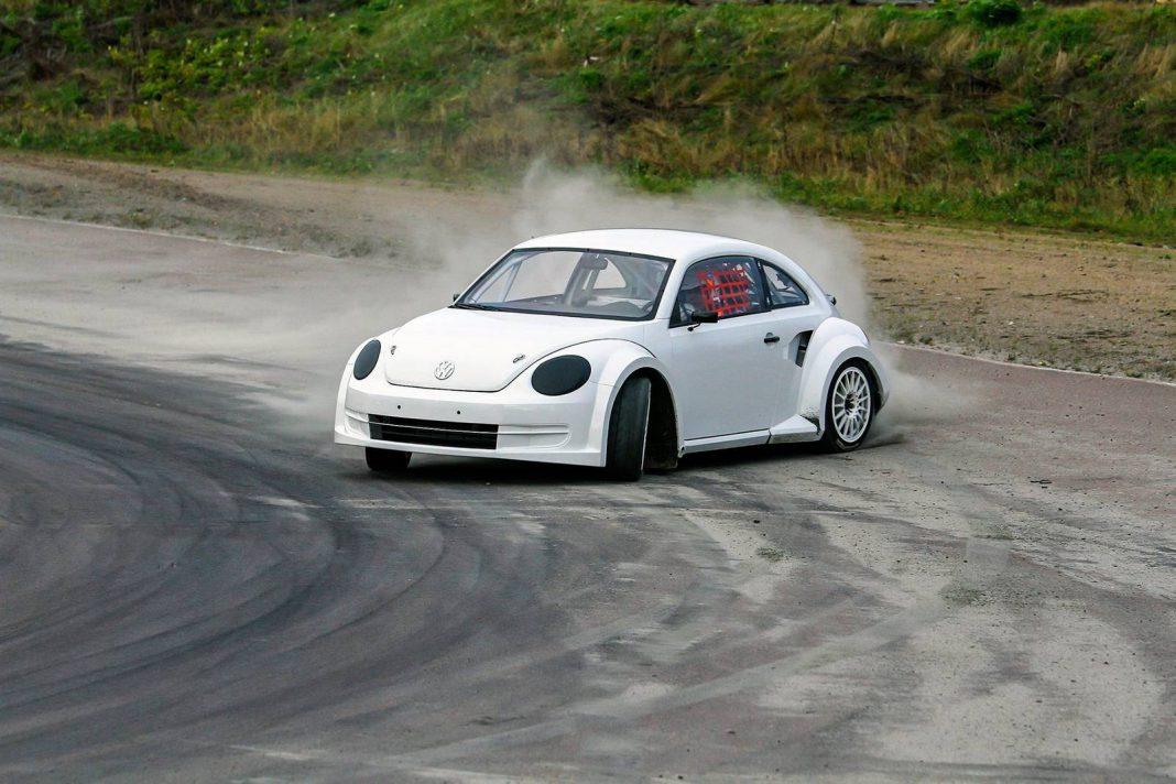 Eklund Motorsport Reveals New VW Beetle for FIA Rallycross