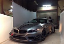 Varis Previews BMW Z4 Widebody for Tokyo Auto Salon