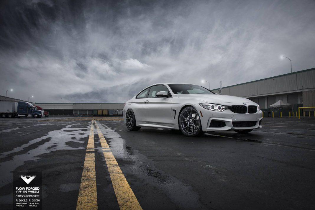 Vorsteiner Reveals V-FF 103 Wheels for the BMW 4-Series