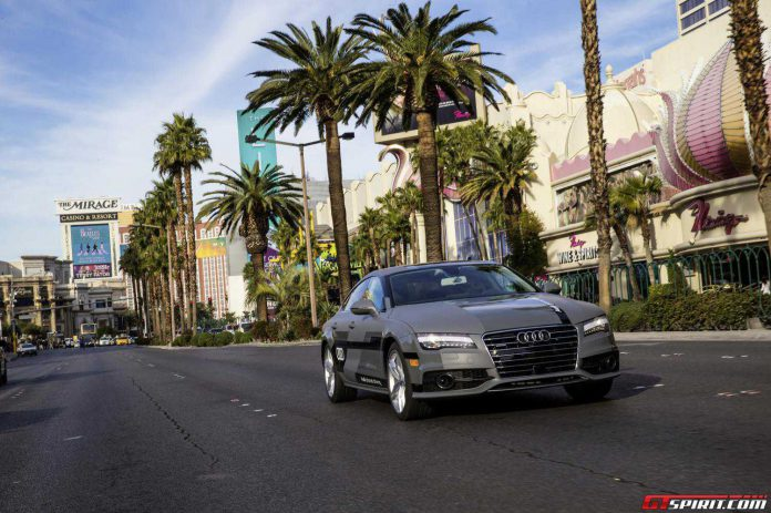 Audi A7 Piloted Driving Concept Completes 560 Mile Test Journey