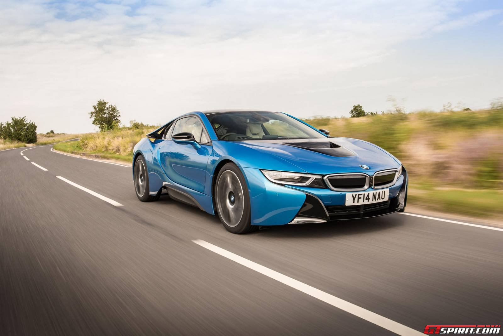Bmw Developing I5 I7 Plug In Hybrids To Rival Tesla Model S