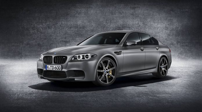 BMW M5 Jahre Edition