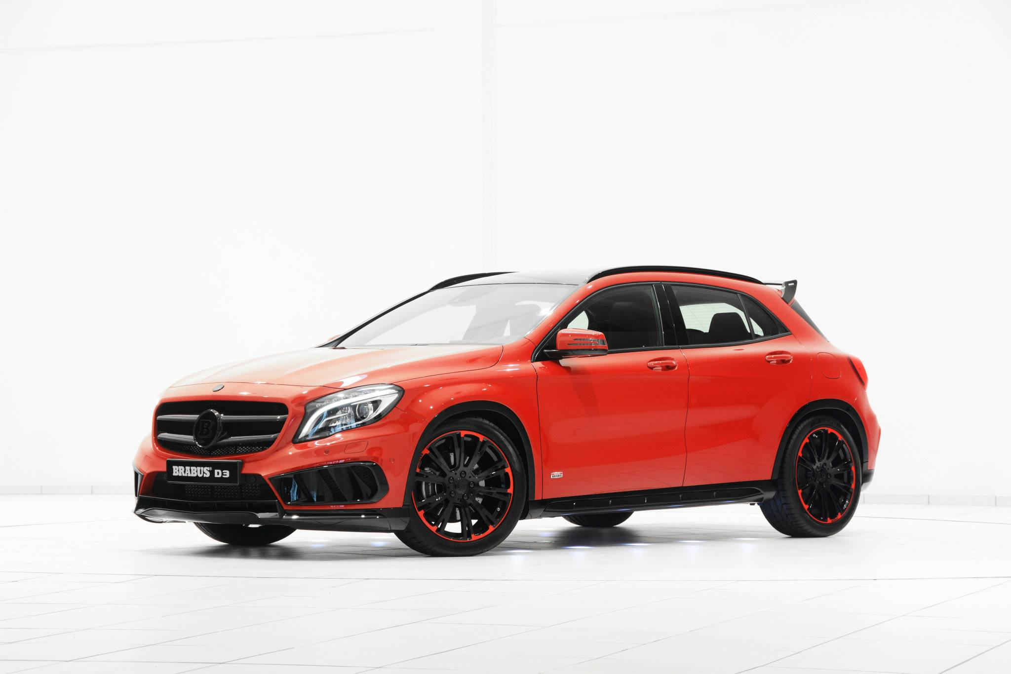 brabus-tuned-mercedes-gla-looks-stunning-in-red-and-black-gets-diesel ...