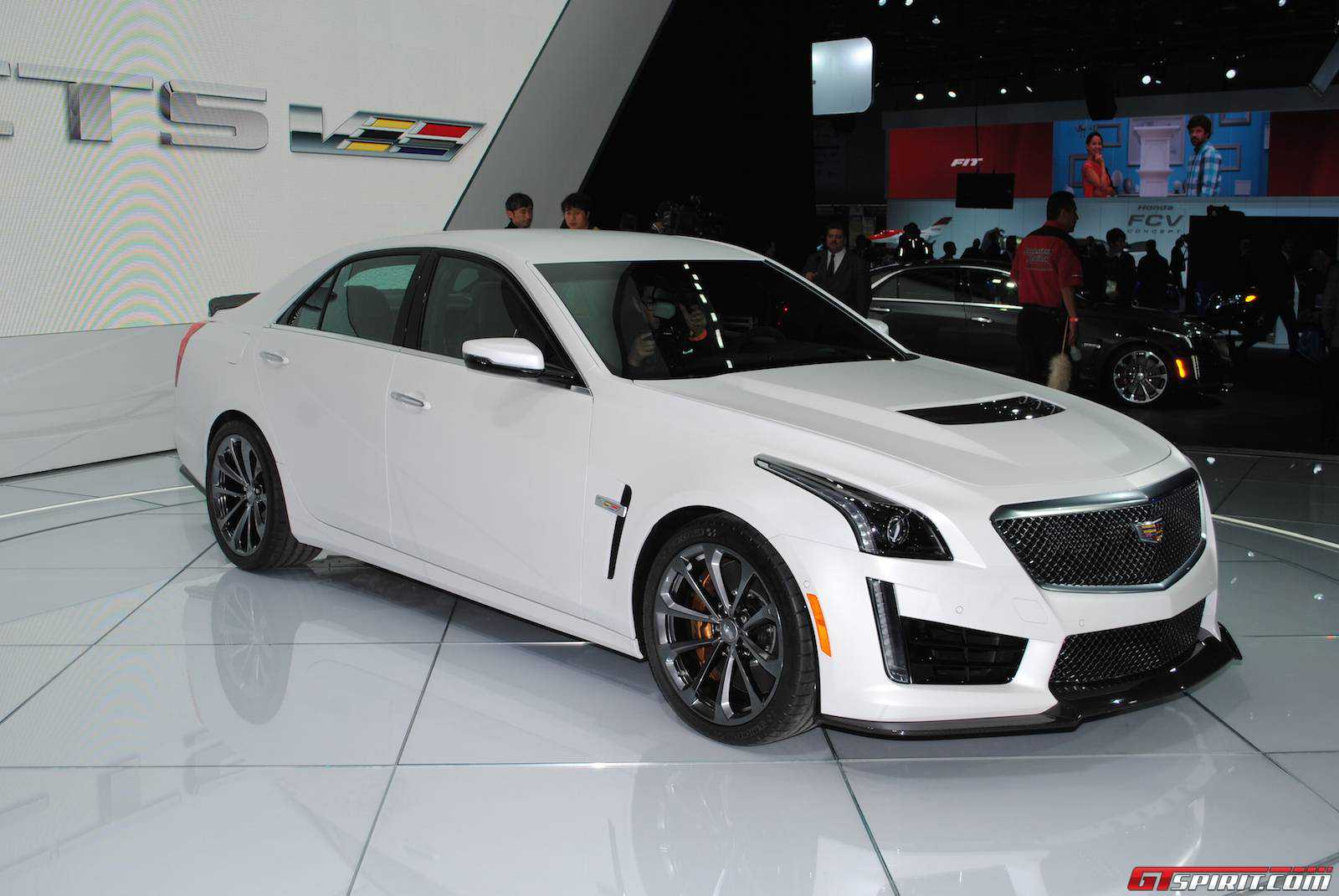 Cadillac Developing Electric All Wheel Drive For V Series