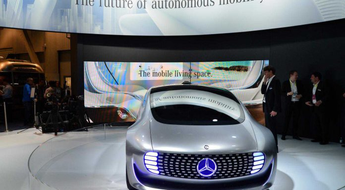 Mercedes-benz F0150 Luxury in Motion Concept