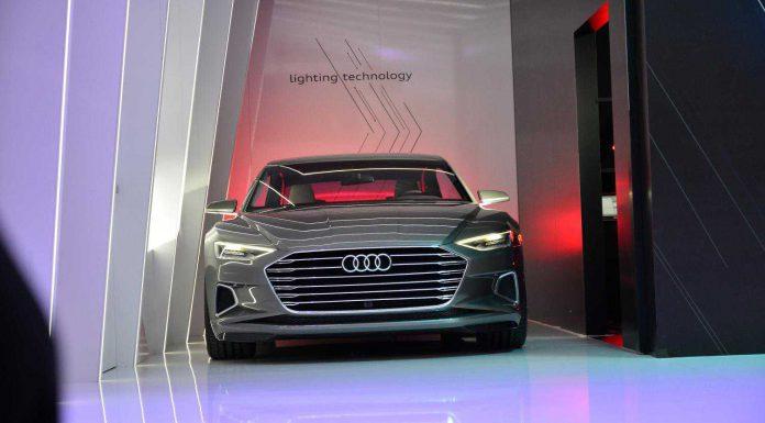 Audi at CES 2015