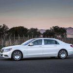 2016 Mercedes-Maybach S 600 Diamond White