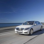 2016 Mercedes-Maybach S 600 Diamond White