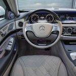 2016 Mercedes-Maybach S 600 Interior