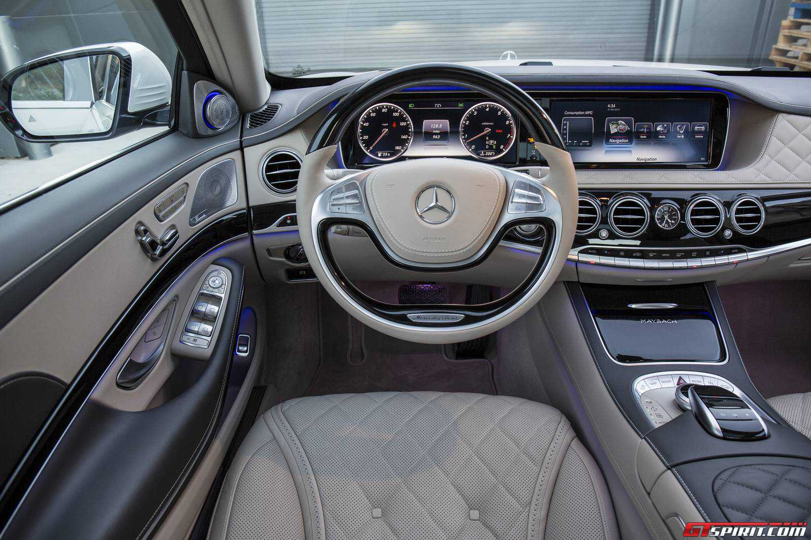 2016 mercedes maybach s 600 review gtspirit for Mercedes benz royale 600 price