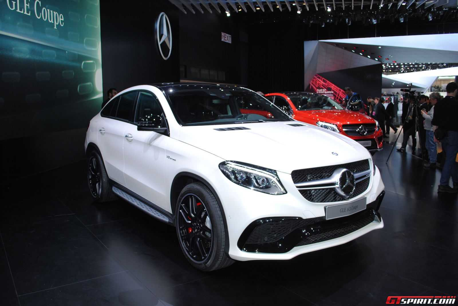 mercedes benz at detroit motor show 2015 gtspirit