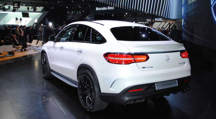 Mercedes-AMG GLE63 Coupe