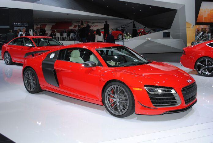 Audi at the Detroit Motor Show 2015