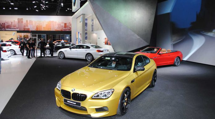 BMW at the Detroit Motor Show 2015