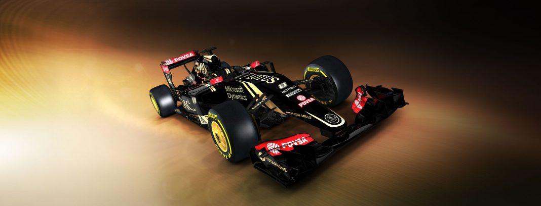 Lotus E23 Hybrid