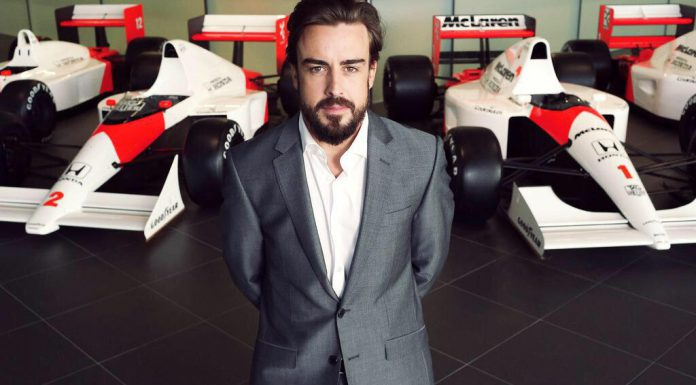 Fernando Alonso Le Mans